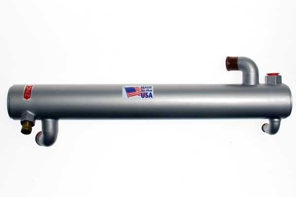 """<span style= >Heat Exchanger M-12, M2-12, M-18, M-25, 2""""x16""""</span>"""