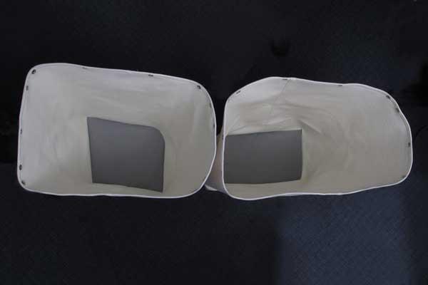 <span style= >Lazarette Storage Bags C-470, Vinyl & Mesh</span>