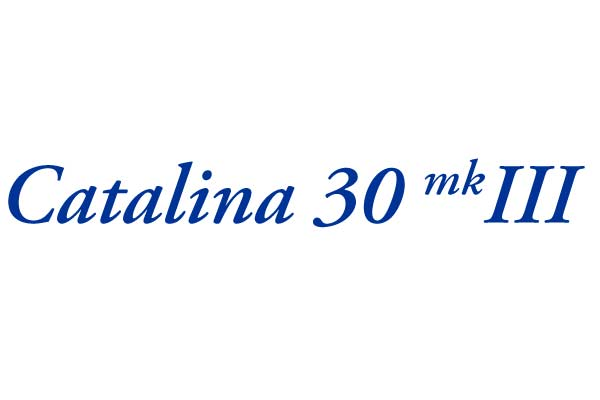 "<span style= >Logo ""Catalina 30 MK III"" Vinyl</span>"