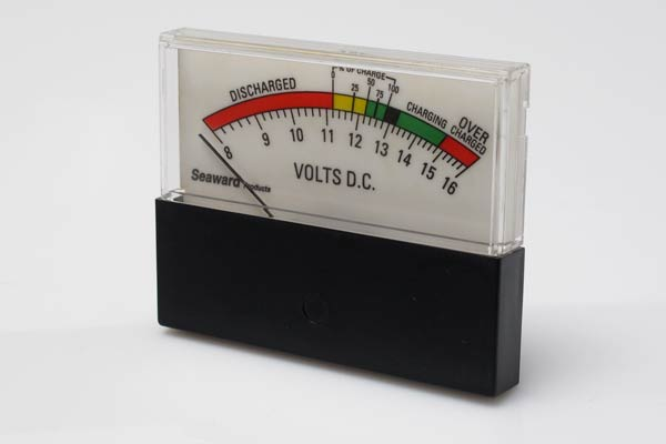 <span style= >Electrical Panel DC Voltmeter 0-16 Volts</span>