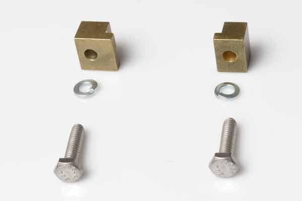 "<span style= >Raw Water Pump Clamp Kit ""B"" Series Engines</span>"