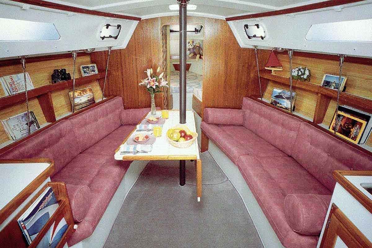 C-28 Interior Cushions, MkI & MKII, Complete Set