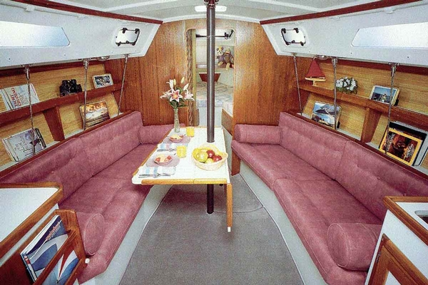 <span style= >C-28 Interior Cushions, MkI & MKII, Complete Set</span>