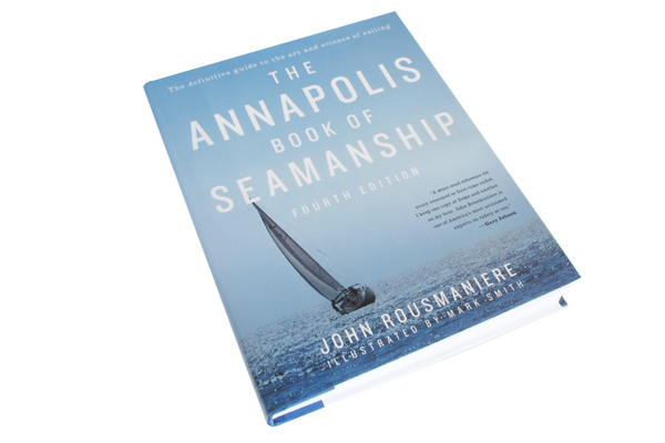 "<span style= >Book ""Annapolis Book Of Seamanship""</span>"