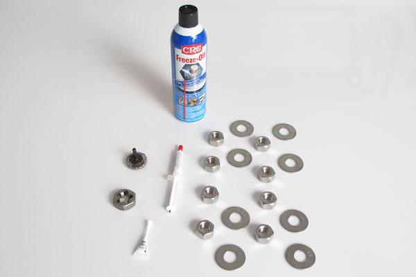 <span style= >Keel Bolt Maintenance Kit C-28, C-30, C-34, C-36, C-38</span>