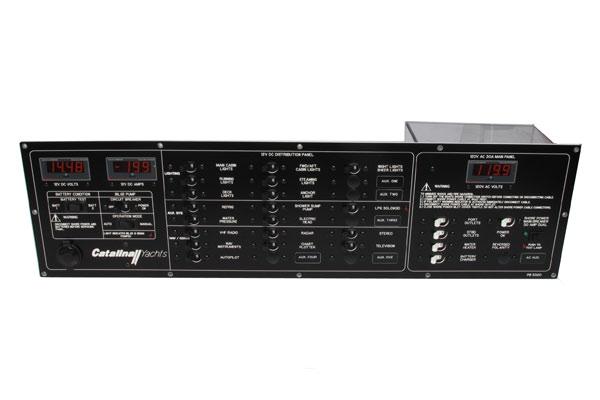 "<span style= >Electrical Panel Master AC/DC Digital 8"" x 29.25""</span>"