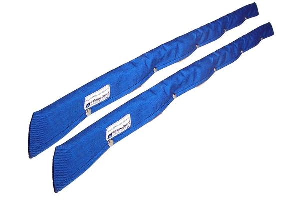 <span style= >Handrail Cover, Royal Blue Tweed, 5 Loop (pr)</span>