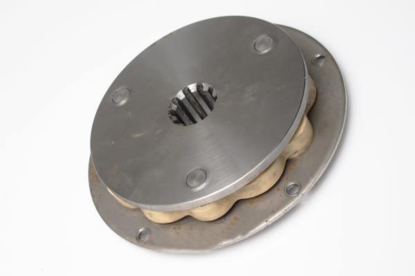 <span style= >Damper Plate, OEM,<br/>M-25XPB, M-35B</span>