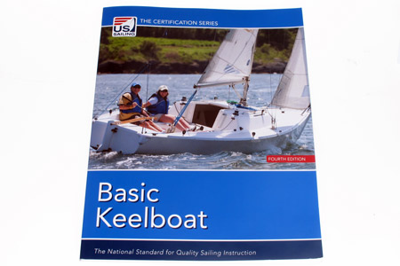 "<span style= >Book ""Basic Keelboat""</span>"