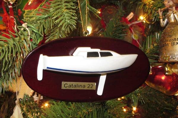 <span style= >C-22 Half Model,<br/> Christmas Ornament</span>