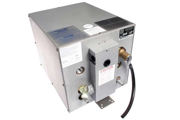 <span style= >Water Heater Seaward 11 Gal Galv Connections Front</span>