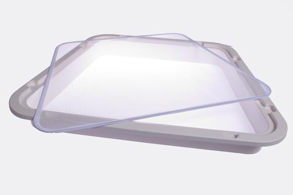 <span style= >Hatch Trim Kit for Lewmar Trapezoidal Hatch</span>
