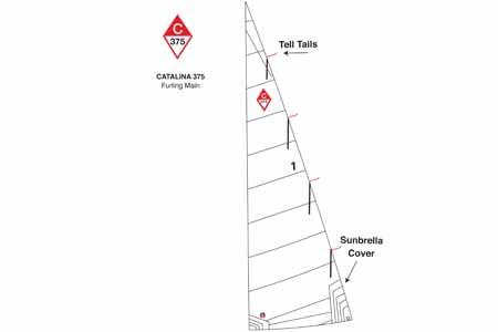 <span style= >C-375 In Mast Furling Main</span>