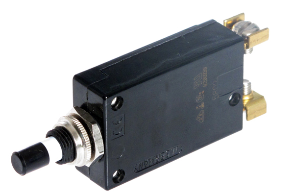 <span style= >Circuit Breaker 25 Amp<br/>Push-On/Push-Off</span>