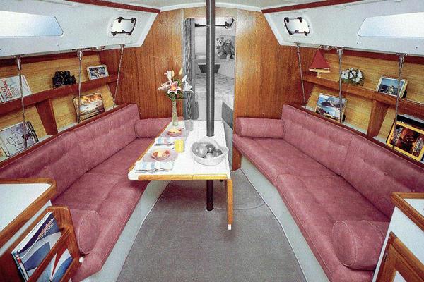 <span style= >C-28 Interior Cushions, MkI <- 95, Main Cabin Only</span>