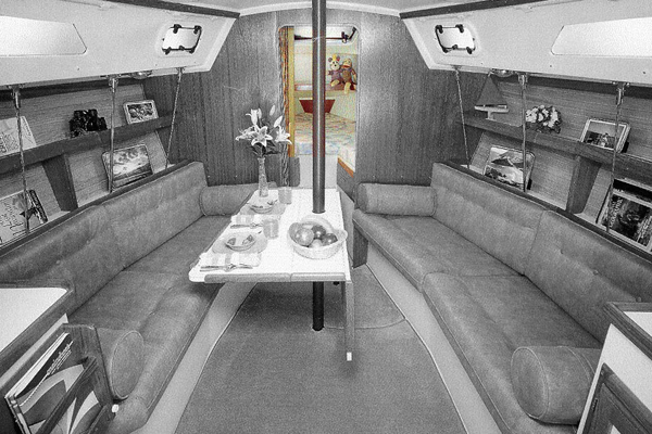 <span style= >C-28 Interior Cushions, MkI & MkII, Fwd. Cabin<br/></span>