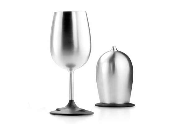 <span style= >Wine Glass Stainless Nesting, White Wine</span>