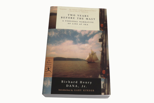 "<span style= >Book ""Two Years Before the Mast""</span>"