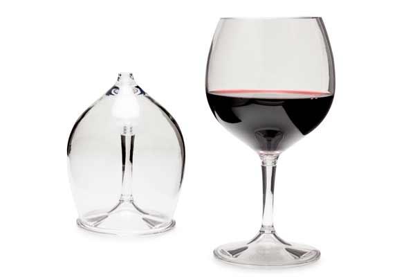 <span style= >Wine Glass Plastic Nesting, Red Wine Set</span>