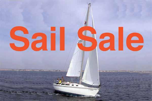 Sail Sale!