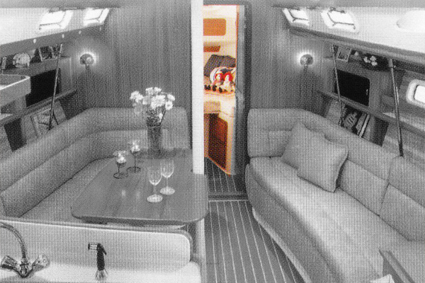 <span style= >C-380 Interior Cushions, Fwd Cabin Only</span>