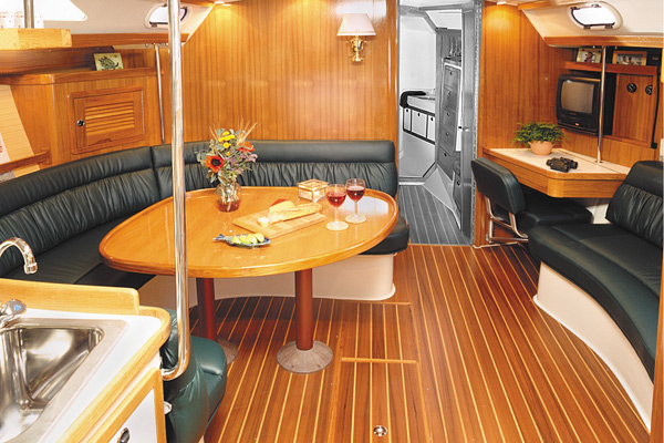<span style= >C-42 2 Cabin, Interior Cushions, Main Cabin Only</span>