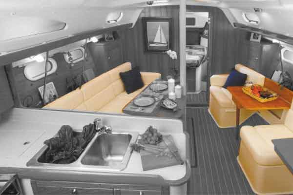 <span style= >C-387, Interior Cushions, Main Cabin Only</span>