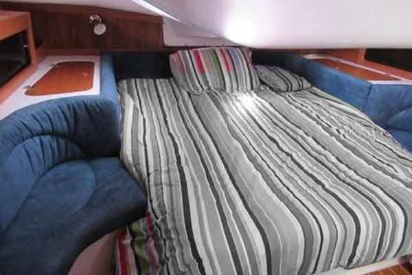 <span style= >C-387, Interior Cushions, Aft Cabin Centerline Cushions Only</span>
