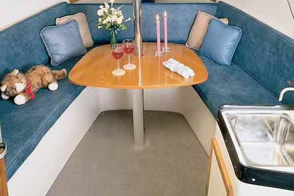 <span style= >C-250 WB, Interior Cushions</span>