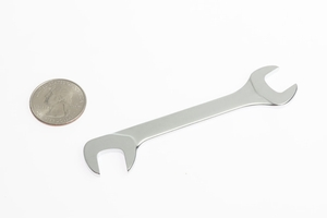<span style= >11mm Stubby Wrench, Open Ended, Thin Design</span>