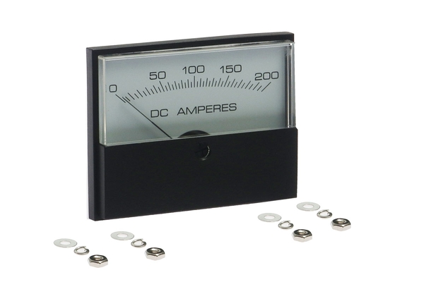 <span style= >Electrical Panel DC Ammeter 0-200 Amp</span>