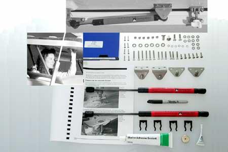 <span style= >Pop Top Power Lift Kit<br/>C-22 <-85</span>