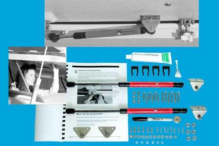 <span style= >Pop Top Power Lift Kit C-25 <-88</span>