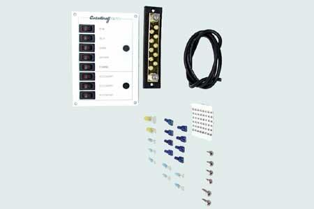 "<span style= >Switch Panel Kit 7-1/2"" High</span>"
