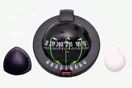 """<span style= >Compass 4-1/2"""" Bulkhead Mount</span>"""