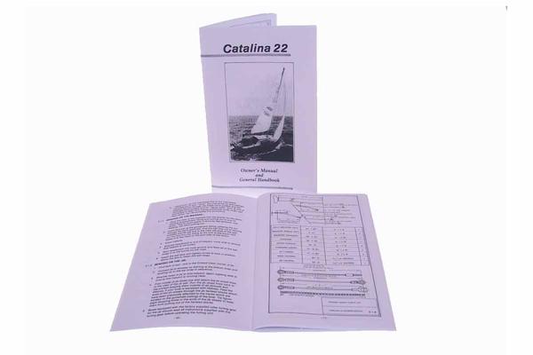 <span style= >Owners Manual And General Handbook,<br/>C-22 86<->95</span>