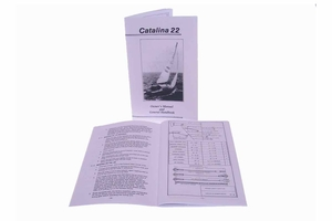 <span style= >Owners Manual And General Handbook,<br/>C-22 86<->95</span>