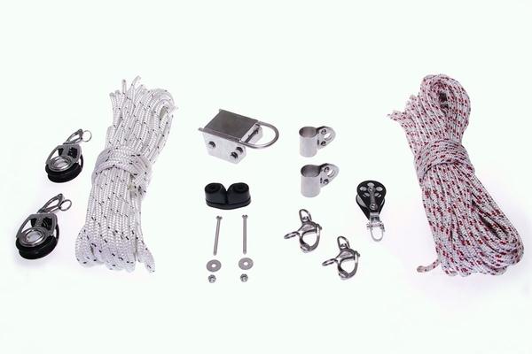 <span style= >Cruising Spinnaker Gear Kit,C-22</span>