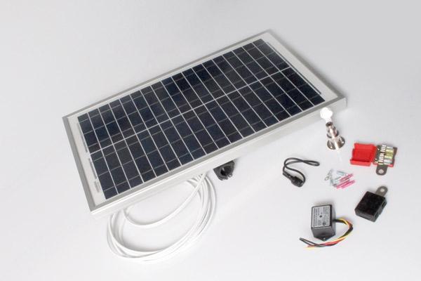 <span style= >High Output Solar Panel Kit</span>
