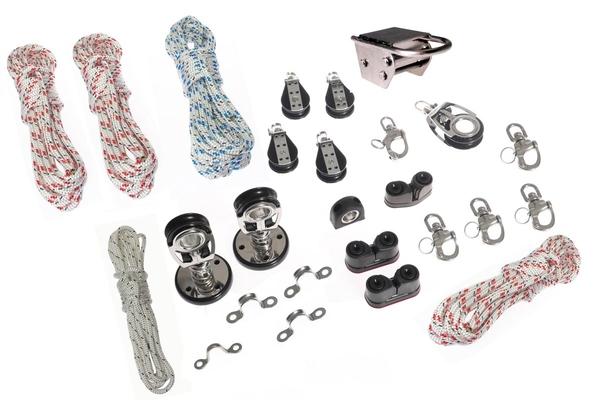 <span style= >Spinnaker Gear Kit, Racing C-22</span>