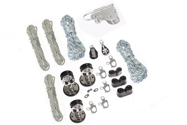 <span style= >Racing Spinnaker<br/>Gear Kit, C-25</span>