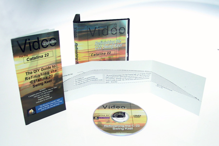 Keel Refinishing Video DVD