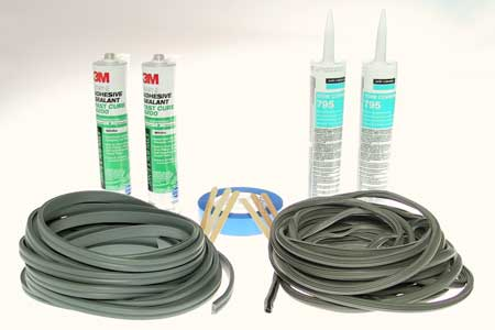Aluminum Window Reseal Kit C-30, C-36