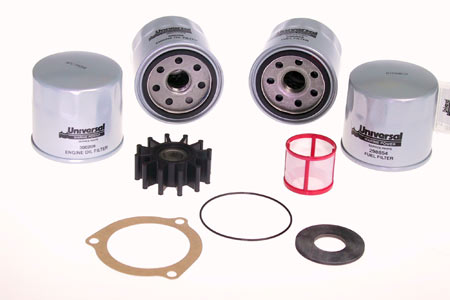 Diesel Spares Kit M Series<br>(Late Sherwood Pump)