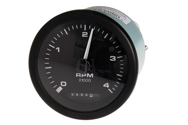 Engine Instrument Tachometer Universal Diesel, Yanmar Alternator P/U